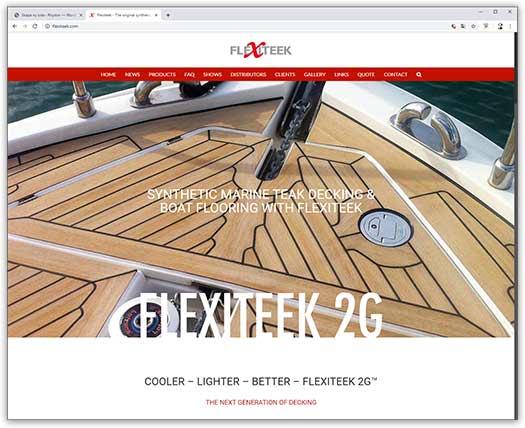 flexiteek wordpress