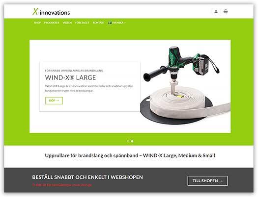 x-innovations woocommerce